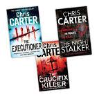 Chris Carter A Robert Hunter Crime & Thriller Collection 3 Books Set