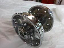 HARLEY SPORTSTER IRONHEAD 1957-1978  CHROME REAR WHEEL HUB ASSEMBLY WITH BEARING