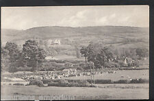Unknown County Postcard - Large Gathering of People - Rural Location  DR755