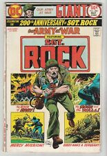 Our Army at War #280 Sgt Rock strict  FN- 6.0  Easy Company Many more War books