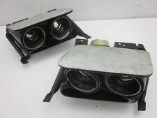 Corvette OEM Refurbished Headlight Assembly LH & RH Pair w/o Bulbs 1968-E1969