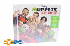 "Muppets Most Wanted Disney 2014 CD Movie Soundtrack ""NEW"""