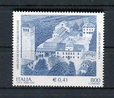 Italia 2001 Abbazia di Santa Maria di Sylvis Sesto al Reghena MNH