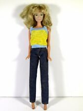 DRESSED BARBIE DOLL SIZED JORDACHE