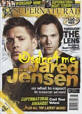 Supernatural The Official Magazine #28 100 Page Special Jared Padalecki & Jensen