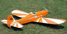 """ASTRO HOG"" 72 inch Wing Span  Sport  Giant RC Model AIrplane Plans"