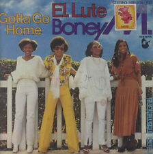 "7"" Single - Boney M. - El Lute / Gotta Go Home - S38 - washed & cleaned"