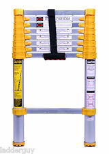750P Xtend & Climb 8.5' Telescoping extension ladder Extend and Brand New!