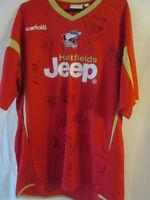 Scunthorpe 2006-2007 Squad Signed Away Football Shirt with COA /10752