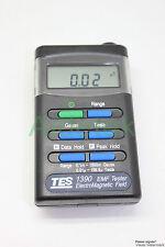 New TES-1390 EMF Tester Gauss Electromagnetic Field Meter 200 / 2000 milli Gauss