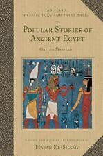 Popular Stories of Ancient Egypt (Classic Folk and Fairy Tales)-ExLibrary