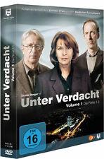 3 DVDs * UNTER VERDACHT - VOL. 1 | SENTA BERGER # NEU OVP&