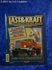 Last & Kraft 2/97 Helfer bein Wiederaufbau Ismails Must