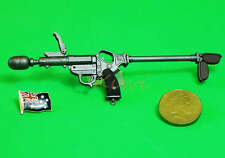 G_27mm Dragon WW2 German 27 mm Walther Signal Grenade Flare Pistol Gun 1:6 Scale