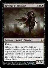 BUTCHER OF MALAKIR Commander 2011 MTG Black Creature — Vampire Warrior RARE