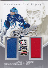 11-12 ITG Patrick Roy Jacob Gervais-Chouinard Jersey Between The Pipes Aspire