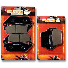 Honda F+R Brake Pads CB 600 (Only F7/F8/F9/FA) NO ABS Hornet 2007 2008 2009 2010