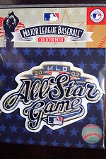 MLB Official 2002 All Star Game Patch Milwaukee Brewers