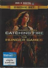 The Hunger Games Catching Fire/Hunger Games 2 Movie Set Free US Shipping