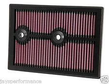 KN AIR FILTER (33-3004) FOR VOLKSWAGEN SCIROCCO III 1.4 TSi 125 HP 2014 - 2016
