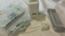 PHILIPS SONICARE Healthy White Rechargeable SONIC Toothbrush UV sanitizer
