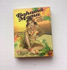 New Bahama Mama Bronzer by The Balm Travel Size