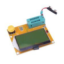 LCD ESR Medidor LCR Led Transistor Tester Diodo Triodo Capacitancia MOS PNP/NPN