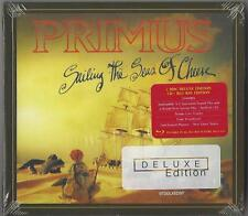 Sailing the Seas of Cheese [CD/DVD] [Digipak] by Primus 2 Discs Interscope USA