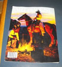 ART OF THE WEST MAGAZINE JUL/AUG 2006 ONE FOR THE ROAD by DAN MIEDUCH