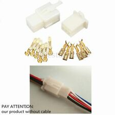6 Way 2.8mm Mini Connector Plug Kit For Honda Motorcycle Pin Car Terminal Blade