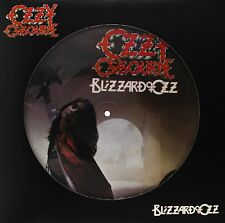 OZZY OSBOURNE **Blizzard of Ozz **BRAND NEW PICTURE DISC RECORD LP VINYL