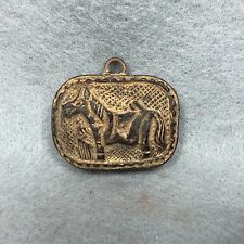 Masepnang Lady Horse Kruba Wang  Love Good Sex Charm Lucky Thai Amulet Buddha