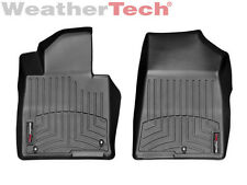 WeatherTech FloorLiner for Hyundai Sonata - 2015-2017 - 1st Row -  Black