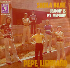 "7"" 1971 RARE IN MINT- ! PEPE LIENHARD : Sheila Baby"