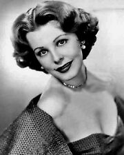 FILM AND TELEVISION ACTRESS ARLENE DAHL - 8X10 PUBLICITY PHOTO (ZZ-485)