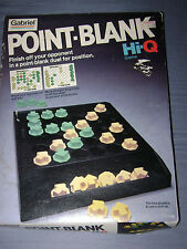 Vintage 1979 Gabriel POINT-BLANK Game SEALED