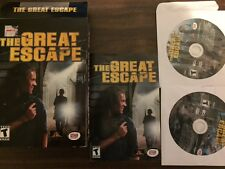 The Great Escape PC Very Good Condition Complete