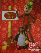 """""""Kluger & Topper"""" Santa Claus is Coming to Town 100 Pcs Jigsaw Puzzle 9"""" x 12"""""""