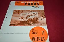 Bobcat M-600 Skid Steer Does The Job in Parks Dealers Brochure DCPA2
