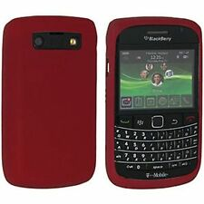 Original Blackberry Bold (9700) Silicon Skin – Rojo