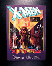 COMICS: Marvel: X-Men: The Dark Phoenix Saga tradepaperback (1991) - (figure)