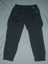 NEW Polo Ralph Lauren Black Cargo Pant Sz Large Ret  $145.00