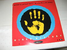 Fiat Lux - Hired History GER 1984 Lp mint--