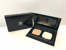 Newest CHANEL Le Teint Ultrawear Flawless Compact Foundation SPF15 Trial size