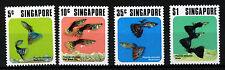 SINGAPORE Queen Elizabeth II 1974 Tropical Fish Set SG 229 to SG 232 MINT