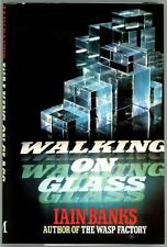 Walking on Glass by Iain M. Banks (Advance/Proof)