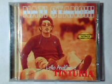 LELLO ANALFINO E TINTURIA Nati stanchi cd COLONNA SONORA COME NUOVO LIKE NEW!!!