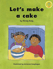 Longman Book Project: Beginner Level 3: Our Play Cluster: Let's Make a Cake: Pa