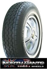 185R14C 185/80X14 185X14C WHITEWALL TYRES COMMERCIAL VW CAMPER VAN WHITWALL TYR