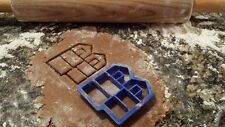 Mini Gingerbread House Cookie Cutter (Small size 1 piece)